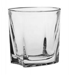 Sklenička whisky Kathrene 280 ml 6 ks