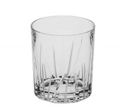 Sklenička whisky Bush 320 ml 6 ks