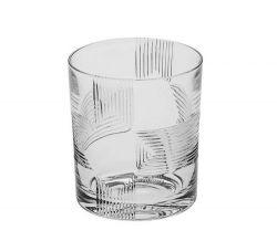 Sklenička whisky Kris-kross 320 ml 6 ks